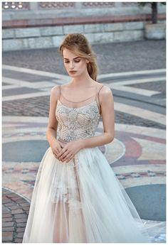Wedding dress from the GALA by Galia Lahav collection.