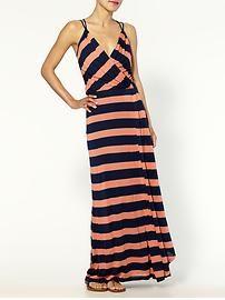 Addison Ruffle Maxi Dress