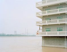 """From the series """"The Yellow River"""" By chinese photographer Zhang Kechun"""