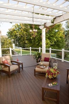 How To Refinish A Wood Deck & Restore Its Original Beauty
