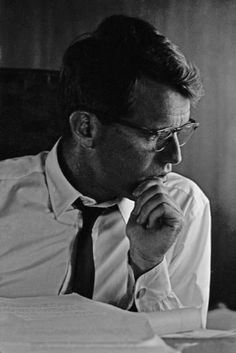 The smartest of the Kennedy boys. Literally a genius with guts and integrity. I often wonder what the world would be like had he lived and most assuredly become president.