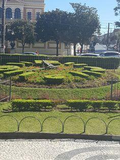 Curitiba 2016 relógio das flores