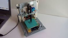 Picture of Mini CNC Plotter - Arduino Based