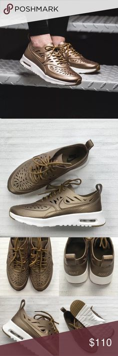 Women's Nike Air Max Thea Joli Sneakers Women's Nike Air Max Thea Joli Sneakers Style/Color: 725118-900  • Women's size 6.5  • NEW in box (no lid) • No trades •100% authentic Nike Shoes Sneakers