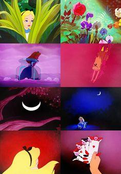 Alice In Wonderland #AliceInWonderland #film #animation