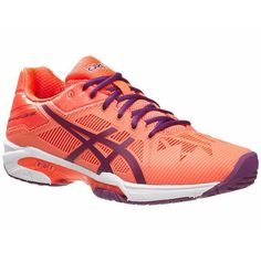 Chaussures Chaussures de tennis synthétiques Asics Gel 19578 Solution Speed ​​3 Solution pour femmes | 85b0b82 - bechdeltestfest.website