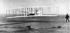 Interactive site exploring the Wright Brothers