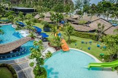 Overview from Holiday Inn Resort Krabi Ao Nang Beach.photo by Krabi, Ao Nang Beach, Best Vacations, Best Hotels, Perfect Place, Thailand, Relax, Just For You, In This Moment