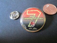 a60 MILAN FC club spilla football calcio soccer pins broches italia italy