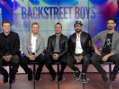 "Video on Today: Backstreet Boys Nick Carter, Howie Dorough, Brian Littrell, A. J. McLean and Kevin Richardson join TODAY to talk about their new film, ""Backstreet Boys: Show 'Em What You're Made Of."" Richardson says, ""We have amazing fans around the world."""