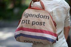 post bag, cowboysbag, tas, postzakken