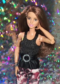 Made to Move Barbie / OOAK style by Aneka