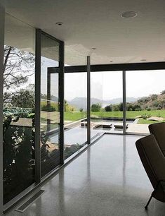 Mulholland Drive House by Richard Neutra