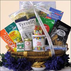Sugar free gift basket gift baskets towers harry david yes sugar free birthday celebration gourmet birthday gift basket negle Gallery