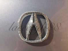 Bling Acura RSX Trunk Emblem by laceeeyb88 on Etsy