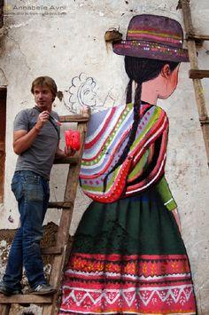 SETH GLOBE PAINTER en Perú