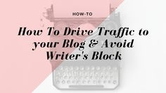 Writing is not easy and there is always room for improvement. Attracting an audience is also hard and it takes time. Here are some of the things that have worked for me in the past few years, I hop...