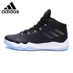 Original New Arrival 2017 Adidas Crazy Hustle Men's Basketball Shoes Sneakers