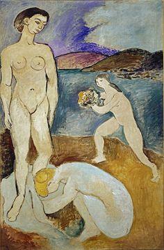 Henri Matisse, Le Luxe I, 1907