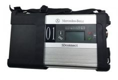 WIFI MB sd connect c5 is the latest mercedes benz sd connect compact 5 diagnostic tool. MB SD Connect C5 support K-line, can bus and usd protocols. Wireless benz sd connect c5 support Mercedes Benz Cars After Year 2000.