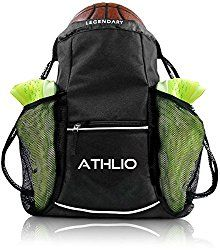Legendary Drawstring Gym Bag - Waterproof   For Sports   Workout Gear   XL  Capacity   363936791c