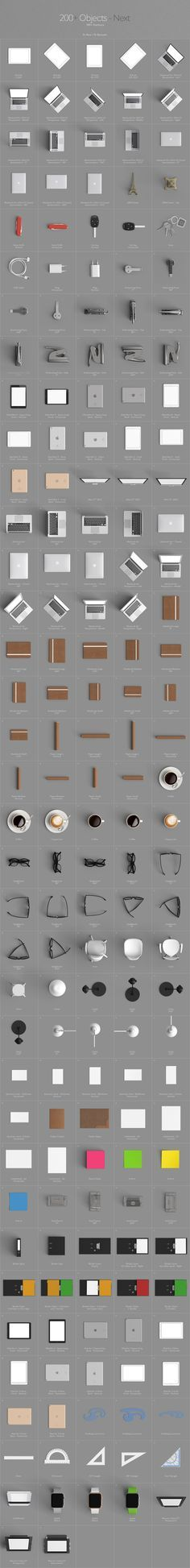 Header & Stationery Mock Up Creator by Qeaql on Creative Market #stationary #mockup #photoshop