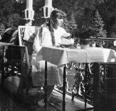 Grand Duchess of Russia Anastasia