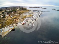 Aerial View Of The Coast Of A Small Island Editorial Image - Image of food, kverva: 89890070 Recipe Images, Small Island, Aerial View, Norway, Vectors, Coast, Environment, Sign, River