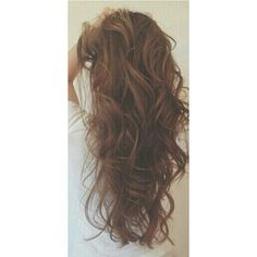 Want to curl my hair like this.