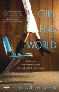 Hog on Ice: A Blog about Independent Learning: Girl at the End of the World: A Book Review