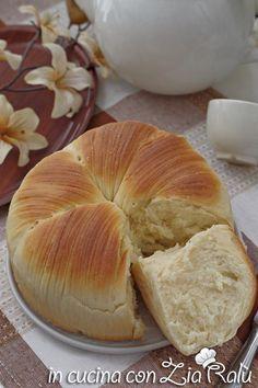 Brioche gomitolo (wool roll bread) - In cucina con Zia Ralù