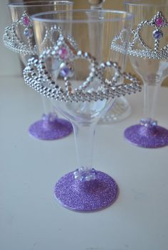 Sofia the First party cups SET of 5 by Annabellasworld on Etsy, $17.00
