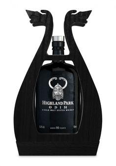 Odin Highland Park Whisky Highland Park Whisky, Tequila, Vodka, Alcohol Bottles, Liquor Bottles, Scotch Whiskey, Bourbon Whiskey, Cinnamon Whiskey, Viking Drink