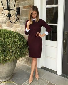 f8bbf4853c 52 Cute Work Outfits For The Office Cute Work Outfits