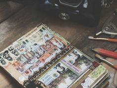 comment-faire-un-carnet-de-voyage-pinceau-a-colle-crayon