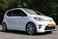 Te koop in eigen land: de enige VW GT Up! ter wereld