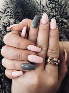 nail shapes trends Nailart #cutenailshapes,  #cutenailshapes #MatteNagellackkastanienbraun #Nail #Nailart #shapes #trends