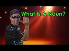 """Children love my nouns song, """"What is a Noun?"""" The simple definition is a noun is a person, place or thing. Nouns are the simplest of the eight parts of spee. Nouns Kindergarten, Teaching Nouns, Kindergarten Language Arts, Kindergarten Reading, Nouns First Grade, Second Grade, Noun Song, What Is A Noun, Jack Hartmann"""