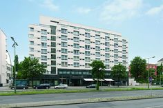 NH Berlin City West, Berlin, Germany  Get the Best Rates at  http://www.lowestroomrates.com/avail/hotels/Germany/Berlin/NH-Berlin-City-West.html?m=p    A stay at NH Berlin City West places you in the heart of Berlin, convenient to Schoneberg City Hall and Brandenburg Gate. This 4-star hotel is close to Reichstag Building and Checkpoint Charlie Museum.  #NHBerlin #BerlinWest #BerlinHotels