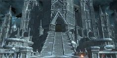 Anor Londo Image from 'Dark Souls' Sourced 18/01/17  http://darksouls3.wiki.fextralife.com/Locations