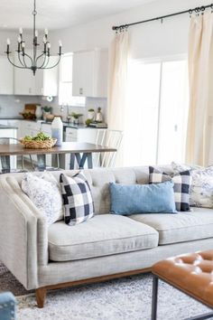 Beautiful Living Room Decor Ideas Orange For 242 Best Rooms From Stonegable Images In 2019 Diy 50 Modern Farmhouse Family