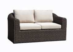 Subiaco 2 Seater Outdoor Lounge - United House Furniture