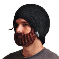 Beardo Original Foldaway Beard Hat - Black Brown Beardo http://www.amazon.com/dp/B00FSAZO9O/ref=cm_sw_r_pi_dp_qnsywb0QVJ5Q8