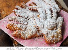 Meraviglias dolci di carnevale sardi con bimby o senza