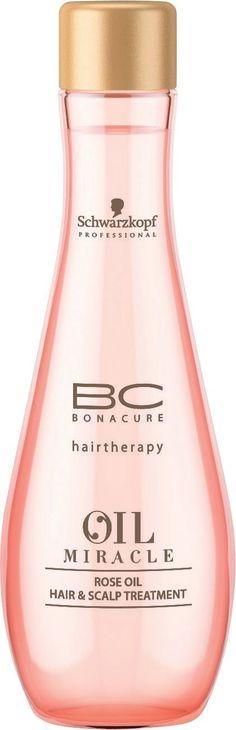 #Schwarzkopf #BcOilMiracle à l'huile de rose  vu dans le #Stylist grâce à l'application #Overlay