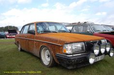 rusty 240