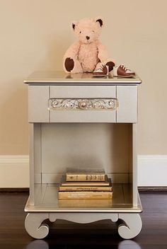 Night & Side Tables Kids Furniture, Antique Silver, Nightstand, Side Tables, Antiques, Room, Collection, Home Decor, Furniture For Kids