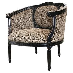 I pinned this Brazzaville Accent Chair from the New Neutral event at Joss and Main!