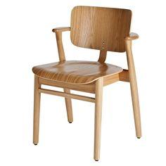Ilmari Tapiovaara Domus Chair (Oak)