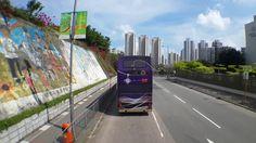Hong Kong Bus KMB ATENU1203 @ 613 安達 - 筲箕灣